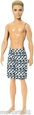 Barbie Friend Ken Doll in Swim Suite Beach Doll Water Play New