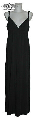 NTES FRAUEN ABENDKLEID MARY JANE DRESS SCHWARZ GrM  07-38 (Rock Star Kleid)