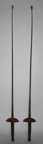PAIR FENCING SWORD. SOLINGEN. GERMANY. CENTURY XVIII-XIX.