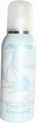 Anais Anais by Cacharel For Women 5 oz/150 ml Perfumed Deodorant Spray New U/B