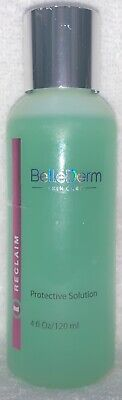 BelleDerm Belle Derm PROTECTIVE SOLUTION Reclaim Hair Removal 4 oz/120mL
