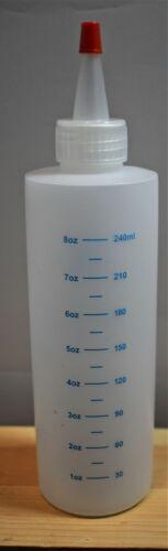 8oz Plastic Measuring Applicator Bottle