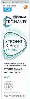 Sensodyne® ProNamel® Mint Toothpaste 3 oz. Box