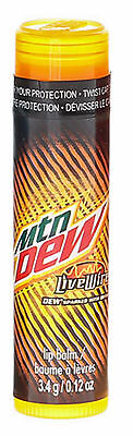Mountain Balm (Mountain Dew LiveWire Flavoured Lip Balm ~ New & Sealed uncarded - fast post!)