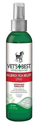 Vet's Best Allergy Itch Relief Spray for Dogs 8 oz