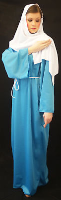 Nativity-Christmas--Bible-Ladies MARY MAGDALENE COSTUME Fancy Dress All Sizes](Mary Magdalene Costume)