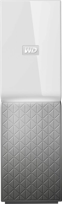 WD - My Cloud Home 4TB Personal Cloud - White