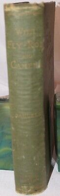 ANTIQUARIAN BOOK WITH FLY ROD AND CAMERA EDWARD A SAMUELS 1890 for sale  Shipping to India