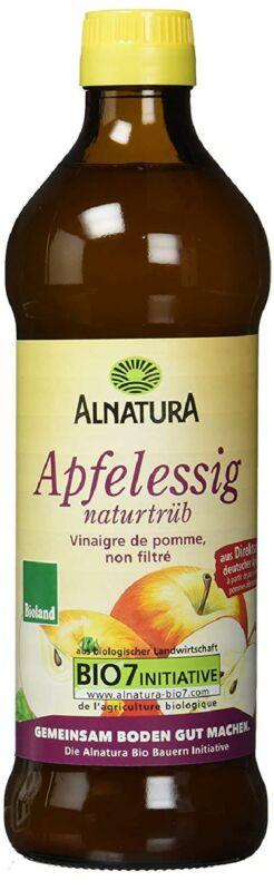 Alnatura Bio Apfelessig, 1er Pack (1 x 500 ml)