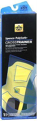 Spenco PolySorb Cross Trainer Replacement Insoles (Spenco Polysorb Replacement)