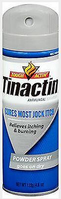 (Tinactin Antifungal Spray Powder Jock Itch - 4.6 oz ( Blue ))