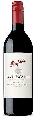 Penfolds Shiraz Cabernet Koonunga Hill 2018 Rotwein Australien - 0,75L/14,5% Vol