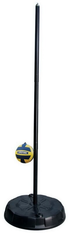 Soft Touch Tetherball Game Set Pole Ball & Rope Playground System