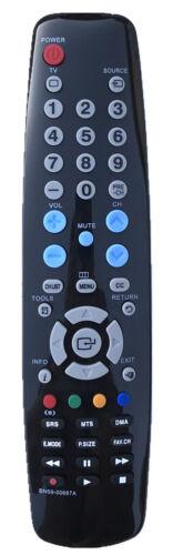 New Usbrmt Remote Bn59-00687a For Samsung Tv Ln40a450c1 Pn50a510 Ln32a450cd