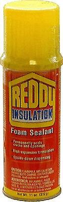 4001230111 11oz Touch N Foam Spray Reddy Insulation 075650000212