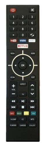 Element Ky49c178f Tv Replace Remote Control E2sw3918 E2sw5018 E4sw5518 E4sw6518