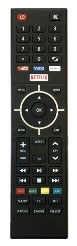 New Remote Control For Element Smart Tv E4sft5017 E4sta5017 Elsw3917bf E4sft5517