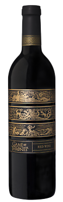 Game of Thrones 2016 Red Blend Paso Robles California Red Wine