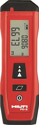 Brand New Hilti Pd-s Laser Range Meter Pds 2190183 - New W Warranty Pd5