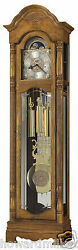 Howard Miller 611-202 Browman - Oak Traditional Chiming Grandfather Clock