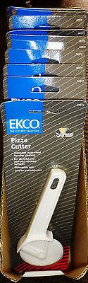 JOBLOT 11 EKCO PIZZA CUTTERS NEW