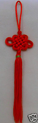 Two Feng Shui Mystic Knots For Prosperity Good Fortune and Opportunities