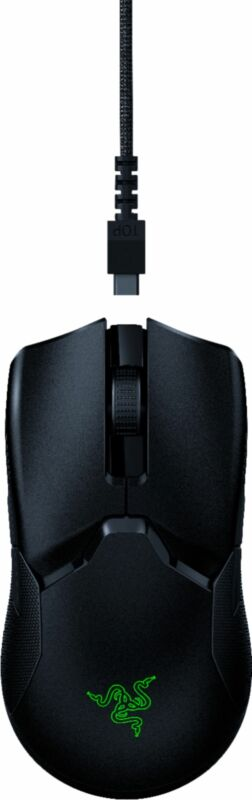 Razer - Viper Ultimate Ultralight Wireless Optical Gaming Mouse with Charging...