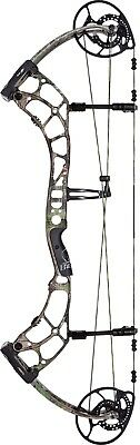 New Bear Archery Escape 70# RH Compound Bow Realtree Xtra Green Camo