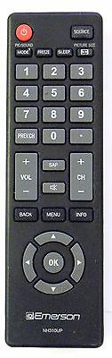 EMERSON NH310UP TV Remote Control - Brand New Original Emerson NH310UP remote (Emerson Tvs)