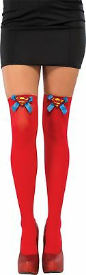 Rubies Women's DC Superheroes Supergirl Adult Thigh Highs Costume Cosplay](Supergirl Costumes For Women)