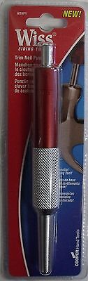 Wiss Wtnp1 Nail Punch For Trim