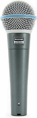 New Shure BETA 58A Vocal Mic  Authorised Dealer Best Deal on