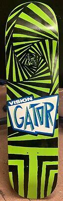 vision gator skateboard