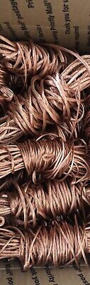 14 Total Pounds Of Scrap Copper Wire