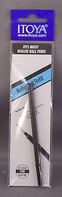 Itoya Roller Ball Refill black--NPR-5BP--fits many roller ball pens