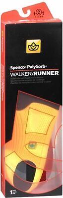 Spenco PolySorb Walker/Runner Premium Insoles #2, 1 -