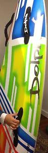 Dolphin Nipper Board Fiberglass with Reenforced Carbon-fiber Wynnum Brisbane South East Preview
