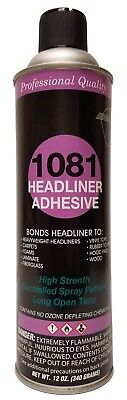 Vs 1081 Headliner Spray Adhesive