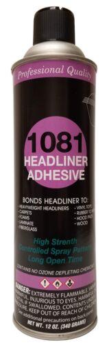 V&S #1081 Headliner Spray Adhesive