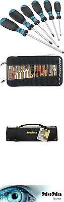 AKTION SET5 Werkzeugtasche 360.062 + 6 x HAZET Schraubendreher 810 SPC/6
