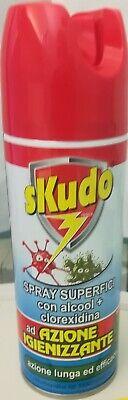 skudo spray azione igienizzante per superfici