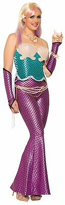Mermaid adult womens sleeves sleevelets Halloween costume - Halloween Costumes Mermaid Woman