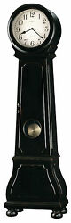 Howard Miller 615-005 (615005) Nashua Floor Clock - Worn Black
