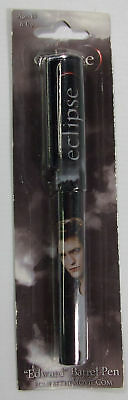 "The Twilight Saga Eclipse ""Edward"" Barrel Pen NIP"