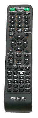 RM-AAU022 Nuovo telecomando sostitutivo RM-AAU017 per SONY HT-SF2300 STR-KS2300