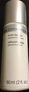 MD Formulations Facial Cleanser 2 fl oz (60ml) New NO BOX
