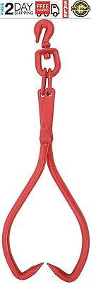 Log Tongs Skidder Lifter Lift Skid Grapple Skidders For Skidding And Lifting New