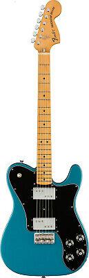 FENDER Ltd Vintera 70's TELECASTER Deluxe, Lake Placid Azul