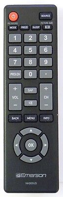 EMERSON NH303UD - NH305UD TV Remote - Genuine Emerson NH303UD - NH305UD - NEW ! (Emerson Tvs)