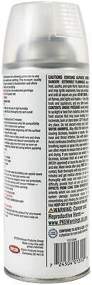 Krylon 1312 11 Oz Kamar® Varnish Spray, PartNo 1312, by Krylon Diversified Brand Krylon Kamar Varnish Spray